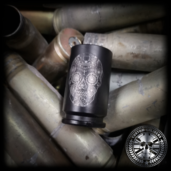 a pile of 30mm A10 Warthog casings showing an awesome 30mm shot glass
